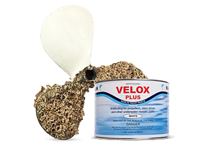Velox Plus anftifouling paint website